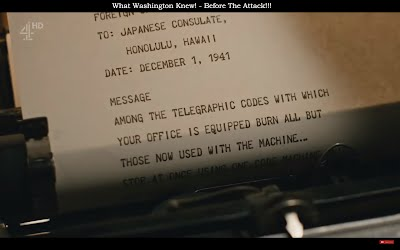 The Never Before revealed 14 Coded Telegrams to The Japanese Consulate in Pearl Harbour
